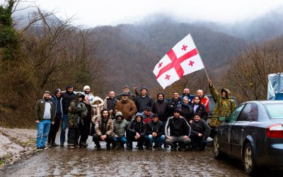 """We will not let anyone exile us from our own land!"" – Protests of The Guardians of the Rioni Valley against construction of a hydro power plant are escalating"