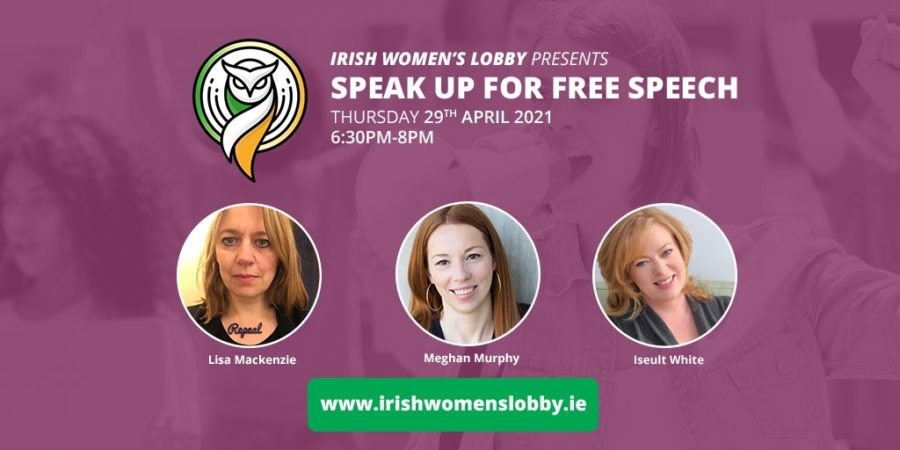 INTERVIEW: The Irish Women's Lobby is standing up for women's rights and free speech